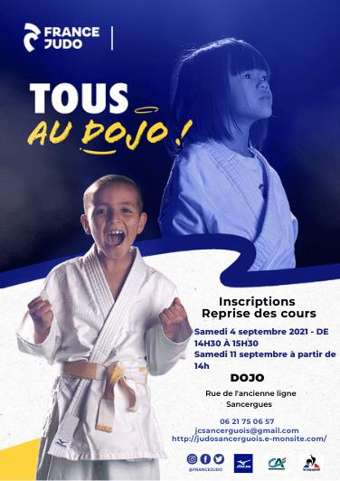 judo sancergues 2021